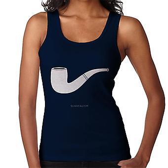 Surrealism Philosophy Symbol Women's Vest