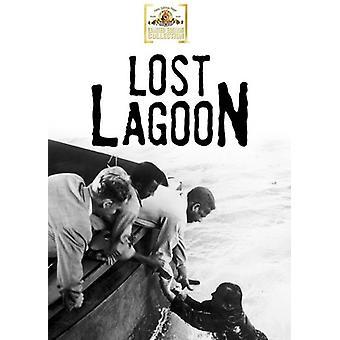 Tabt lagune [DVD] USA import