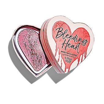 Makeup Revolution I Heart Revolution-Bleeding Heart Highlighter