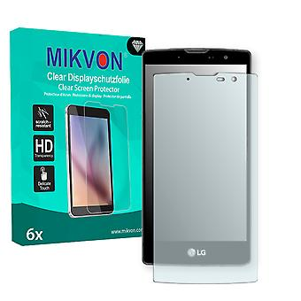 LG Magna Screen Protector - Mikvon Clear (Retail Package with accessories)