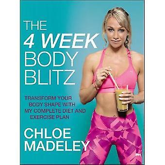 Der 4-Wochen-Körper Blitz von Chloe Madeley - 9780593079522 Buch