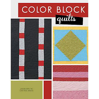 Color Block Quilts by Judith McCabe - 9781464700545 Book