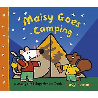 Maisy Goes Camping by Lucy Cousins - Lucy Cousins - 9781844287116 Book