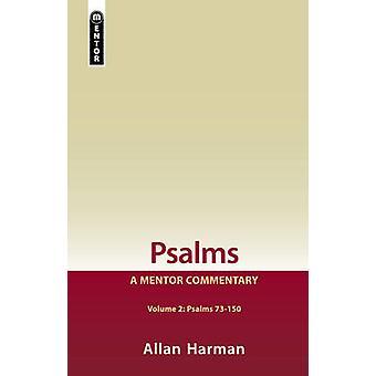 Psalmen Band 2 (Psalm 73-150) - ein Mentor Kommentar von Allan Harman