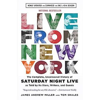 Live from New York - The Complete - Uncensored History of Saturday Nig