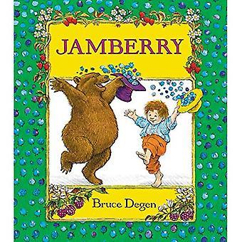 Jamberry Padded Board Book�[Board Book]