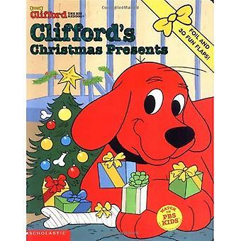Cliffords kerstcadeautjes