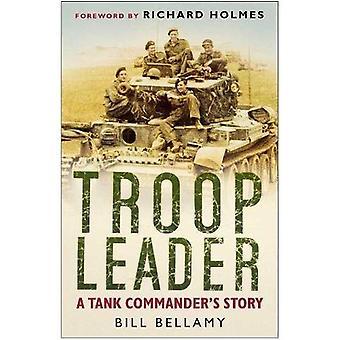 Líder de la tropa: Historia de un comandante de tanque