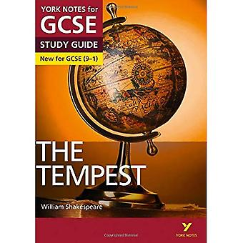 The Tempest: York Notes for GCSE (9-1): 9-1