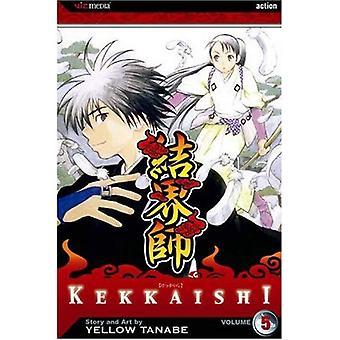 Kekkaishi: v. 5 (Kekkaishi)