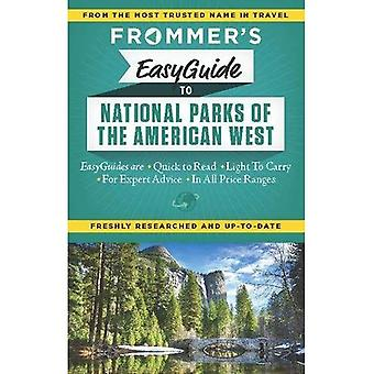 Frommer's EasyGuide to National Parks of the American West 2014 (Easy Guides)