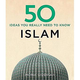 50 ideias de Islão, que você realmente precisa saber