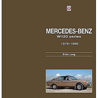Mercedes-Benz W123-series: All models 1976 to 1986