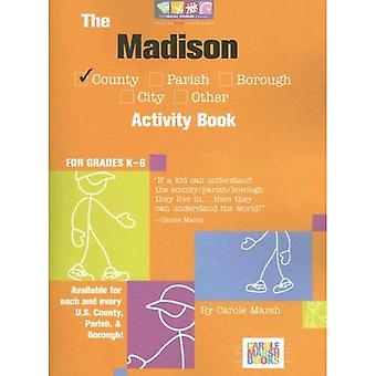 The Madison County Activity� Book for Grades K-6