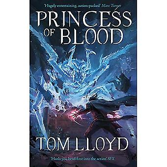Princess of Blood: Book Two of The God Fragments (God Fragments)