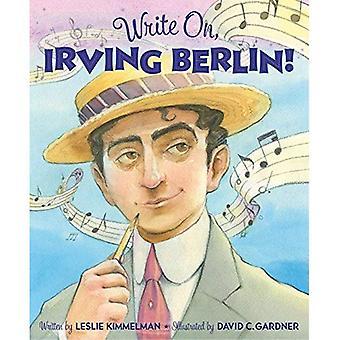 Schrijf op, Irving Berlin!