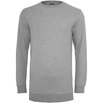 Urban Classics Herren Sweatshirt Side Zip