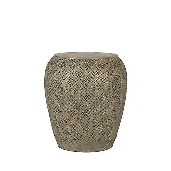 Light & Living Side Table Ø44x49 Cm RANPUR Antique Gold