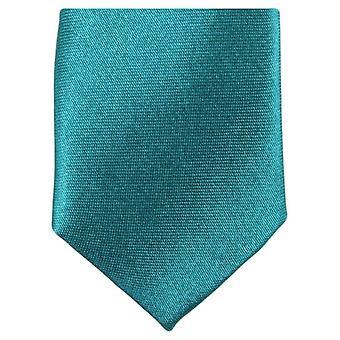 Knightsbridge halsdukar smal Polyester Tie - Teal