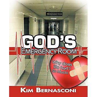 Gods Emergency Room Why Does Life Hurt So Much by Bernasconi & Kim