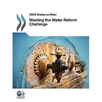 OECD-studier på vatten den utmaningen vatten Reform av Oecd Publishing