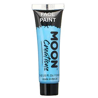Face & Body Paint by Moon Creations - 12ml - Sky Blue