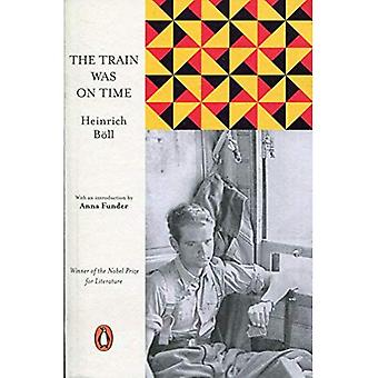 The Train Was on Time (Penguin European Writers)