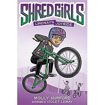 Shred Girls #1: Lindsay's Joyride (Shred Girls)
