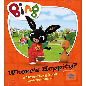 Where's Hoppity? - 9780008122249 Book