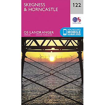 Skegness & Horncastle (February 2016 ed) by Ordnance Survey - 9780319