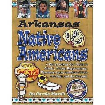 Arkansas Indians (Paperback) by Carole Marsh - Gallopade Internationa