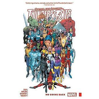 Thunderbolts Vol. 2 - No Going Back by Jim Zub - Sean Izaakse - Jon Ma