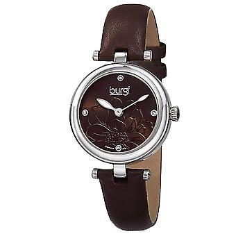 Burgi Women's Watch BUR128BR