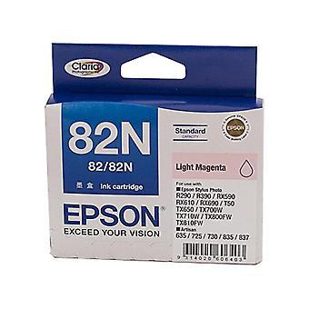 Epson 82N inkt winkelwagen