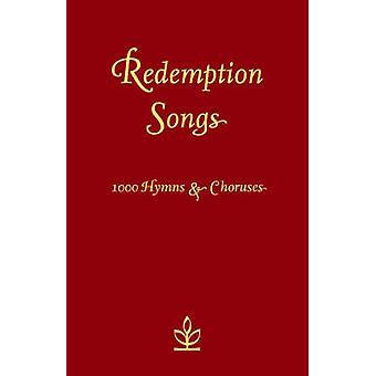 Redemption Songs - 1000 Hymns & Choruses - 9780007212378 Book