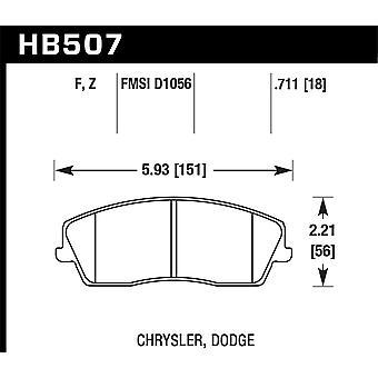 Hawk Performance HB507F.711 HPS