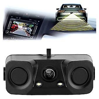 Car parking  reverse radar rear camera - black