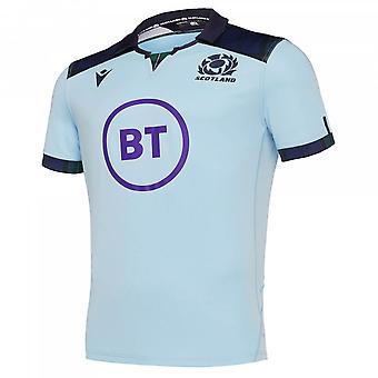 2019-2020 Scotland Alternate Authentic Replica Rugby Shirt