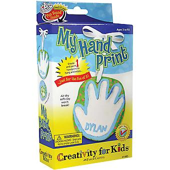 Creativity For Kids Activity Kits My Hand Print 14Ck 85