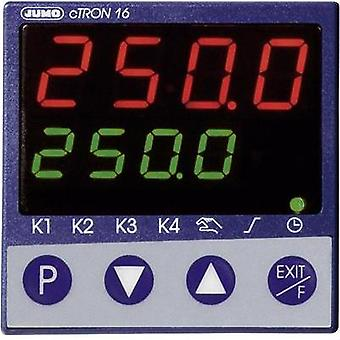 Jumo 00491718 cTRON16 Compact Controller With Timer And Ramp Function