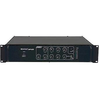 OMNITRONIC MP-120 ELA-MIX AMPLIFIER Omnitronic MP-120