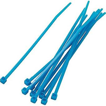 Cable tie set 100 mm Blue KSS 542286 PBR-100-4BE 100 pc(s)