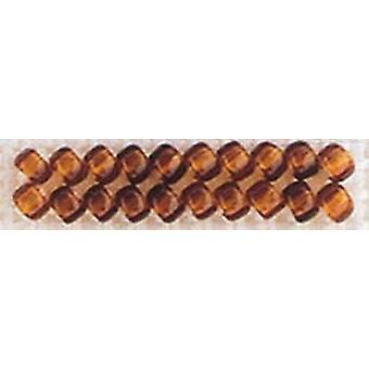 Mill Hill verre Seed Beads 4,54 g-Root Beer GSB-02023