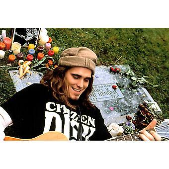 Singler Matt Dillon 1992 fotoutskrift