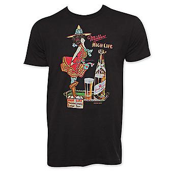 Miller High Life Vintage Milwaukee annonce sort T-Shirt