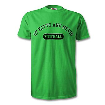 St Kitts and Nevis Football Kids T-Shirt