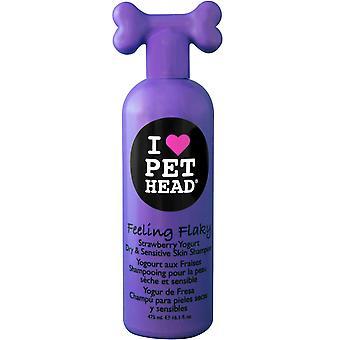 Pet Head Shampoo Feeling Flaky 475ml
