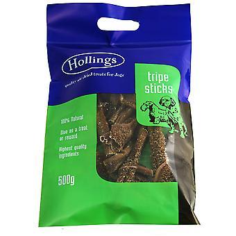 Hollings Sticks kallun bærepose 500g (pakke med 5)