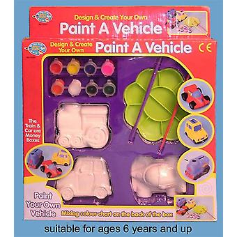 Paint A Vehicle