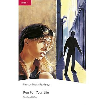 Level 1: Run For Your Life (Pearson English Graded Readers) (Paperback) by Waller Stephen